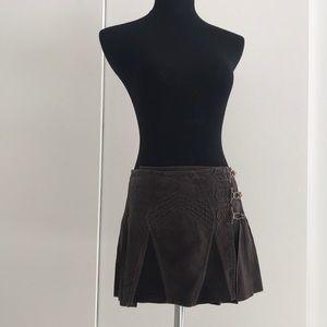 Jean Paul Gaultier mini skirt